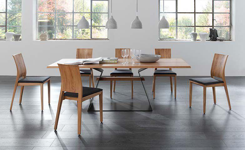 Esstisch Zierlich ~ Skandinavische Wohnkultur SBeyer GmbH  Kiefermöbel  Stühle aus Holz
