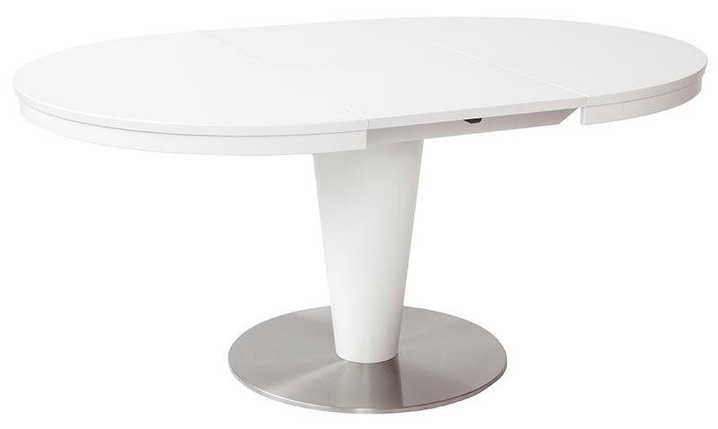 Tisch Rund Zum Ausziehen.Tisch Zum Ausziehen Cheap Edelstahl Tisch Ikea Schn