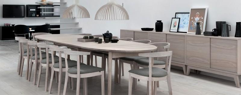 skandinavische wohnkultur s.beyer gmbh - kiefermöbel - ovale esstische,