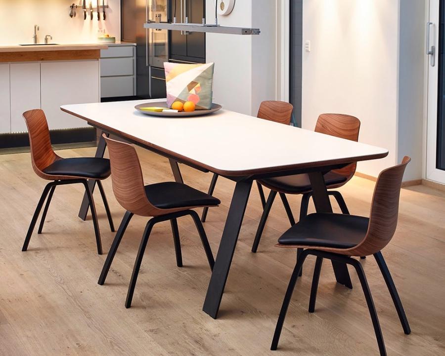 Esstisch stühle stoff  Skandinavische Wohnkultur S.Beyer GmbH - Kiefermöbel - Stühle aus Holz