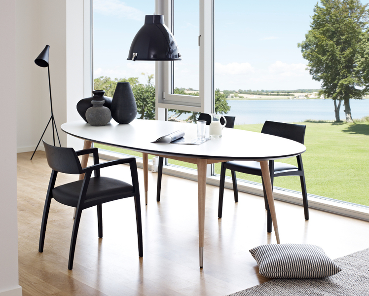 Ovaler Esstisch Holz ~ Skandinavische wohnkultur s beyer gmbh massivholzmöbel ovale