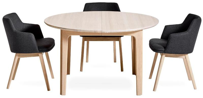 Skandinavische Wohnkultur S.Beyer GmbH - Runde Esstische
