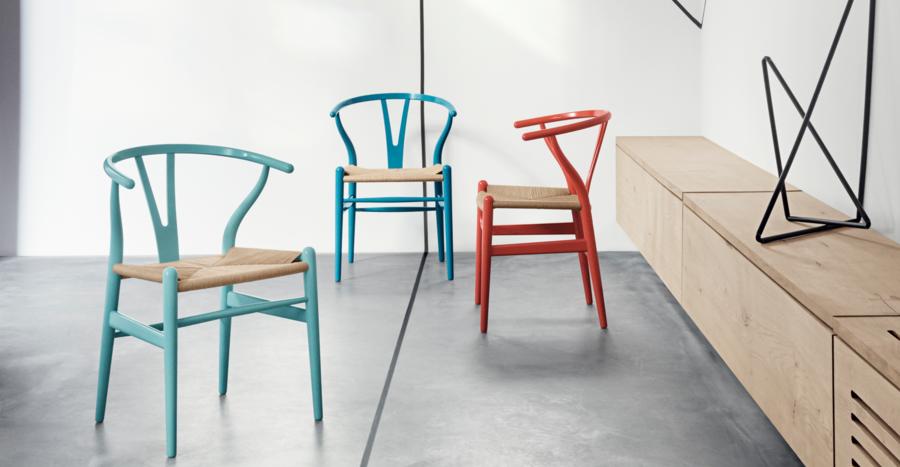 Der Wishbone Chair Ist Wahrscheinlich Der Bekannteste Stuhl Von Hans J.  Wegner. Ein Leicht Wirkender, Attraktiver Und Komfortabler Stuhl Für Den  Essbereich ...