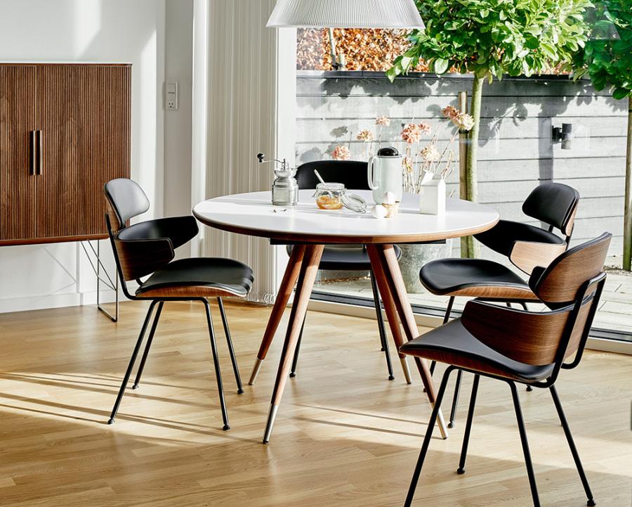 Skandinavische Wohnkultur S.Beyer GmbH Runde Esstische